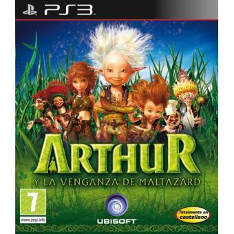 Arthur y Venganza de Maltazard PS3