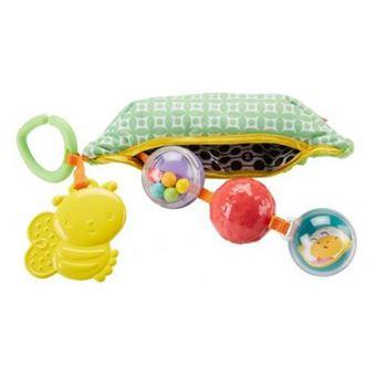 Brinquedo Ervilhas Sensoriais Mattel Fisher-Price