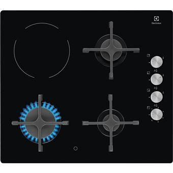 Placa de Cozinha Vitrocerâmica Encastrável Electrolux EGE6182NOK Preto