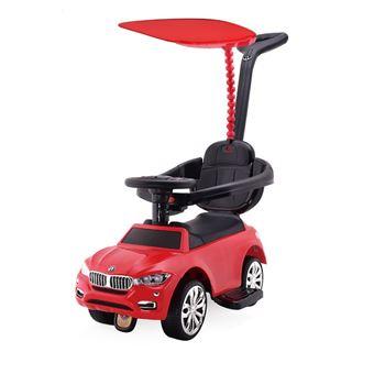 Carro Infantil Chipolino SPEED RED | Pega e Capota - Vermelho