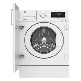 Máquina de Lavar e Secar Roupa Encastre Beko HITV 8733 BO