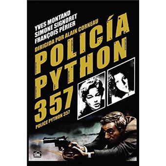 Police Python 357 (1975) / Policía Python 357 (DVD)