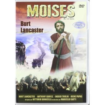 Moises El Rey de Israel / Moses the Lawgiver (DVD)