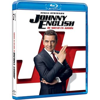 Johnny English Strikes Again / Johnny English: De Nuevo En Acción (Blu-ray)