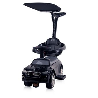 Carro Infantil Chipolino SPEED BLACK | Pega e Capota - Preto