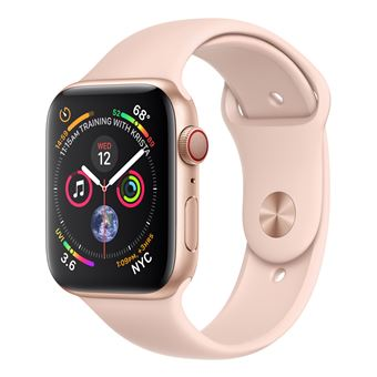 Smartwatch Apple Watch Series 4 Dourado