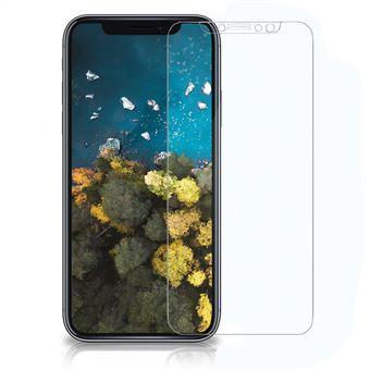 Película Ecrã Cobertura Total Vidro Temperado dmobile para iPhone X Full Cover 3D Transparente