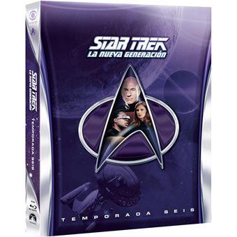 Star Trek: The Next Generation Temporada 6 / Star Trek: La Nueva Generación (2Blu-ray)