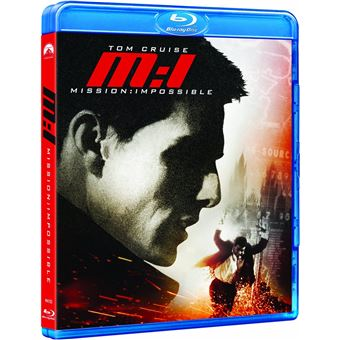 Mision Impossible 1 (BD) / Mission: Impossible