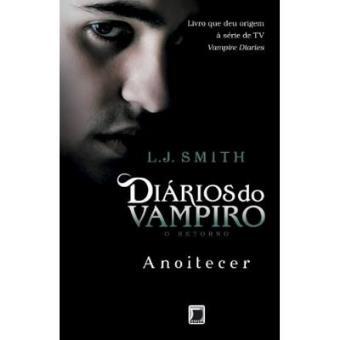 anoitecer diarios do vampiro