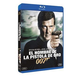 007 The Man With The Golden Gun / El Hombre De La Pistola De Oro  (Blu-ray)