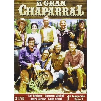El Gran Chaparral 1ª Temporada Vol 2 / The High Chaparral (