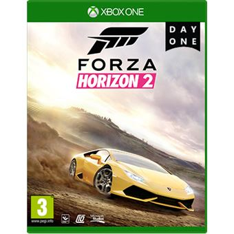 Forza Horizon 2 D1 Edition Xbox One