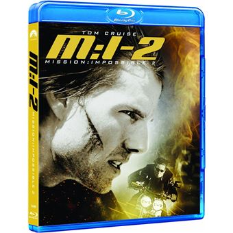 Mision Impossible 2 (BD)  / Mission: Impossible 2 (M:I-2)