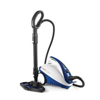 Máquina de Limpeza a Vapor Polti Smart 40 Mop Preto, Azul, Branco