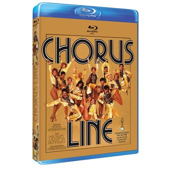 Chorus Line (1985) (Blu-ray)