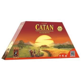 Jogo de tabuleiro 999 Games De Kolonisten van Catan: Reiseditie Multi