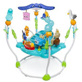 Cadeira Baloiço Disney para Bebé Finding Nemo Azul K60701