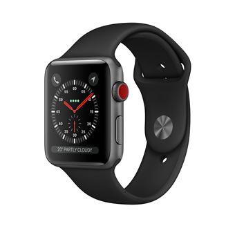 Smartwatch Apple Watch Series 3 Cinzento