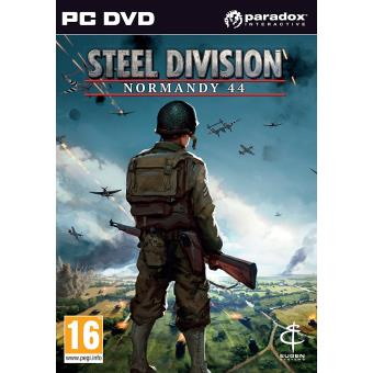 Steel Division Normandy 44 (PC DVD)