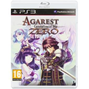 Agarest: Generation of War Zero - Standard Edition PS3