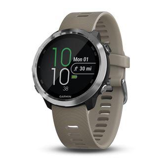 Garmin Forerunner 645 relógio desportivo Preto, Inox 240 x 240 pixels Bluetooth