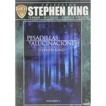 Pesadillas Y Alucinaciones De Stephen King Vol.1