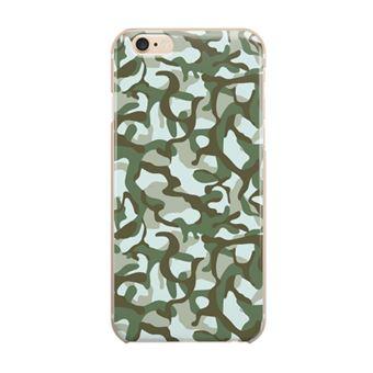 Capa Pixmemories Coleção ' Camouflage' modelo 1 para iPhone 7