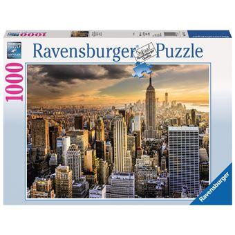 Puzzle Ravensburger New York 1000 Peças