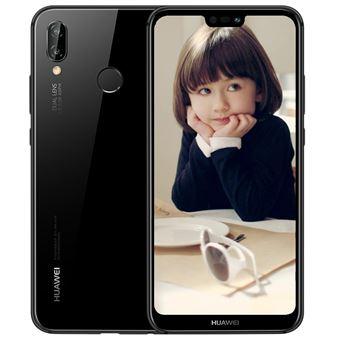 Smartphone Huawei P20 lite 4GB 128GB Preto