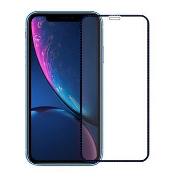 Protetor de Ecrã Magunivers de Vidro Temperado Vidro Azul para Apple iPhone XR