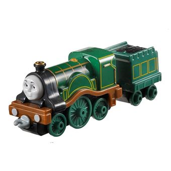 Comboio Fisher-Price Thomas & Friends DXR67 Preto e Castanho e Verde