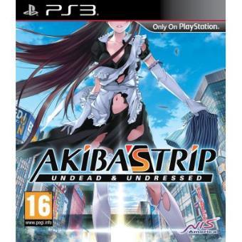 Akiba's Trip: Undead & Undressed PS3