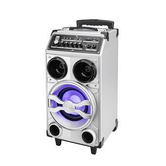 Dual DSBX 100 50W Preto, Prateado altifalante