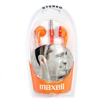 Auriculares Maxell EB-98 Laranja