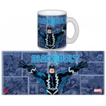 Caneca Marvel Black Bolt