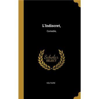 lindiscret, Hardcover