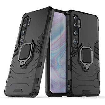 Capa Military Defender Ring Anti-Impacto Phonecare para Xiaomi Mi Note 10 Pro - Preto