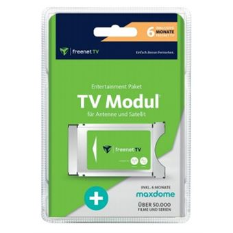 Freenet TV 89999 Interno módulo comum de interface (CI)