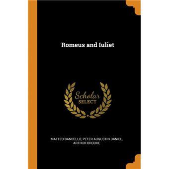 romeus And Iuliet Paperback -