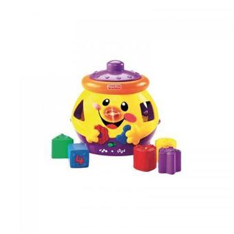 Brinquedo Bolacha Surpresa Mattel para Aprender em Espanhol