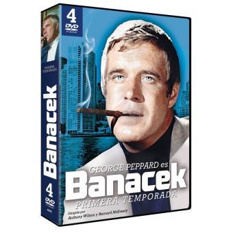 Banacek Temporada 1 (4DVD)