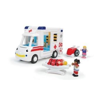 A Ambulância do Robin