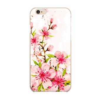 Capa Pixmemories Coleção ' Flower' modelo 1 para iPhone 7