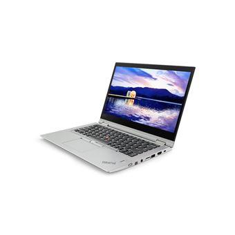 """Portátil Híbrido Lenovo X380 Yoga X i7 8GB 13.3"""" Prateado"""