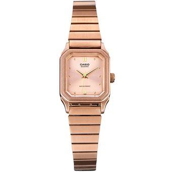 30175bb7f Relógio Casio LQ-400R-5AEF de pulso Mulher Quartzo Rosa dourado - Outros  Relógios - Compra na Fnac.pt