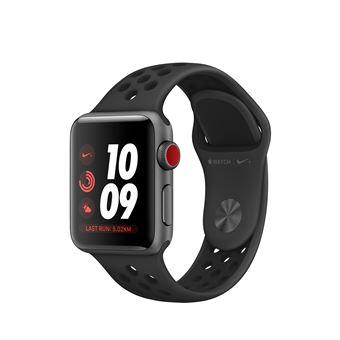 Smartwatch Apple Nike+ Cinzento