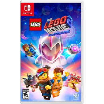 LEGO Movie Videogame 2 Switch