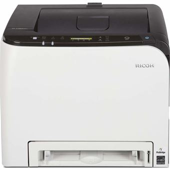 Impressora a Laser Cor Ricoh SP C262DNw Wi-Fi Preto