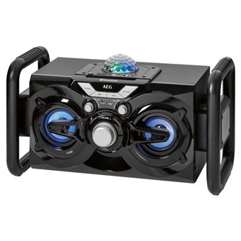 Sistema de som com Bluetooth AEG EC 4844